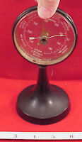 VINTAGE 6 1/2 INCH Art Deco C P GOERZ BERLIN D R G M BAROMETER FOR REPAIRS