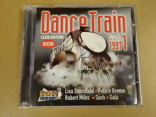 2-CD / DANCE TRAIN '97 VOL. 1 (CLUB EDITION)