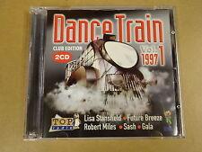 2-CD / DANCE TRAIN '97 VOL. 1 (CLUB EDITION)