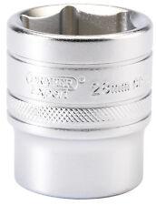 "Genuine Draper 1/2"" Cuadrado Drive 6 punto métricas Socket (28mm) | 16619"