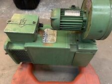 BRIDGEPORT INTERACT SPINDLE MOTOR DC MOTOR WITH BLOWER