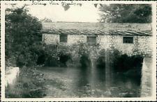 Yougoslavie, Stolac. Vieux Moulin (Bosnie Herzégovine), 1957  Vintage silver pri