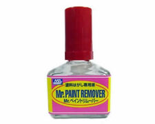 Mr.Hobby T114 Mr.Paint Remover R - Smacchiatore (40ml) modellismo
