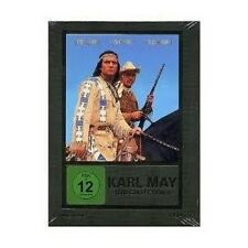 KARL MAY COLLECTION (2) JUMBO AMARAY 3 DVD NEU