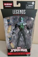 "Marvel Legends 6"" Spider-Man SUPERIOR OCTOPUS with BAF Demogoblin IN STOCK!!!!"