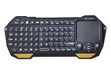 Mini Portable Wireless Bluetooth Keyboard w/ Touchpad For Windows Android iOS