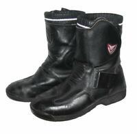 VENDRAMI Herren- Motorradstiefel / Biker- Boots / Stiefel in schwarz Gr. 41,5