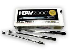 HBW 2000 Ballpoint Pen Black/Blue/Red (12 pcs/pack)