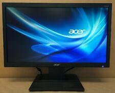 """Acer 19.5"""" Monitor LED Backlit LCD 16:9 (Black) V206HQL Abd UM.IV6AA.A02 *NOB*"""