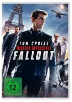 MISSION: IMPOSSIBLE-FALLOUT -    DVD NEU