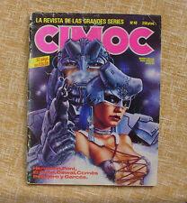 Cimoc, Comic / Revista, número 40, Junio 1984, Norma Editorial, Para Adultos
