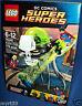 LEGO 76040 Super HEROES DC Comics Brainiac Attack Super Jumper - New Retired