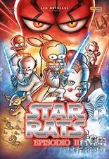 STAR RATS EPISODIO 2 I LA ROTTURA DEI CLONI RISTAMPA - rat-man