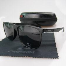 New Men Women Retro Sunglasses Unisex Fashion Square Matte Frame Carrera Glasses