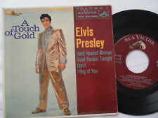 ELVIS Original 1959__A Touch of Gold EP__MAROON LABELS__EPA-5088