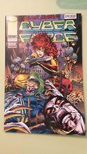comics cyber force n°2