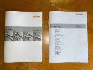 028 Super WoodBoss Wood Boss AV Stihl Chainsaw Service Workshop & Parts Manual