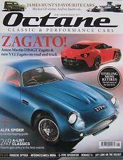 Octane 08/2011 featuring Aston Martin Zagato, Duesenberg, Porsche,Intermeccanica