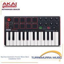 Akai MPK Mini MK2 portable USB MIDI controller keyboard