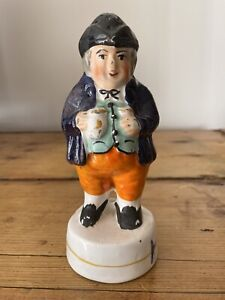 Man with Mug Ornament, Pepper Pot
