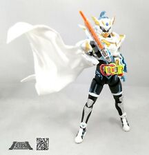White Cape For SHF Kamen Rider Brave Legacy Gamer Level 100  (No Figure)