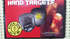 Gold's Gym Exercise Training Hand Targets Ght02