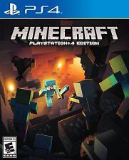 Minecraft - Create Explore Worlds Adventure Build Imagination Action Ps4