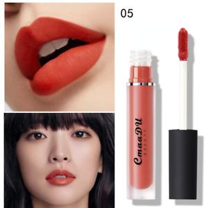 11Color Matte Liquid Lipstick Lip Gloss Long Lasting Waterproof Makeup Cosmetics