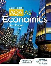 AQA AS Economics (2nd Edition), Powell, Ray, Very Good condition, Book