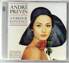 Andre Previn - A Touch Of Elegance - Music Of Duke Ellington  (CD 2012)