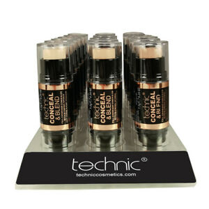 Technic Conceal & Blend Concealer With Sponge Perfect full Coverage Concealer