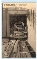 *Zeebrugge Belgium The Ruins German Reflector Old Vintage Postcard B93