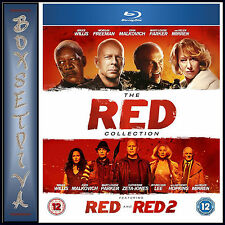 The Red Collection RedRed 2 Blu-ray