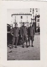 VERA FOTO MILITARI A COMO 1935 RISTORANTE HOTEL BARCHETTA  REGIO ESERCITO 8-167