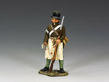RETIRED!! Dr. Amos Pollard - King & Country Alamo Defender from New York RTA069