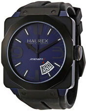 HAUREX ATHENUM BLACK PVD  MEN'S WATCH 1N372UNB BRAND MSRP: $875