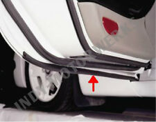 C6 CORVETTE DOOR SILL GUARD SEAL KIT KEEP CLEAN ENTRY 05-13 INCLUDES BOTH SIDES