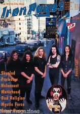 Iron Pages Nr.24 - 5/1993,Paradise Lost,Mercyful Fate,Motörhead,Bad Religion,Hol