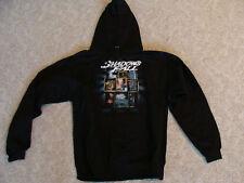 SHADOWS FALL  HOODIE jacket Small sweat shirt