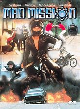 Mad Mission (DVD, 2002)