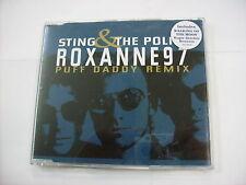 STING / POLICE - ROXANNE '97 - CD SINGLE NEW UNPLAYED 1997 UK PRESS