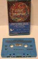 Hymns Triumphant London Harmonic Cassette tape -FREE SHIP-