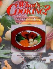 What's Cooking? More Than Two Thousand Recipes To Vary Your Everyday Cooking