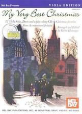 My Very Best Christmas, Viola Edition (Book/CD), Arr: Kar... MB99921BCD