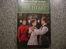 When Calls the Heart: The dance (DVD 2014) NEW - SHIPS FREE WITHIN 24 HOURS