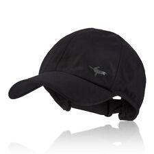 SealSkinz Unisex Black Waterproof Windproof Running Outdoors Warm Cap Hat
