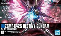 ZGMF- X42S Destiny Gundam HG Model Kit  BANDAI Kit Montaggio