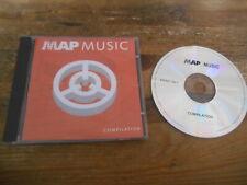 CD VA MAP Music Compilation (11 Song) Promo MAP MUSIC jc