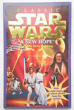 Star Wars.a Neuf Hope.larry WEINBERG.1ST/1 S/B 1996, Film Tie, Couleur Photos