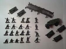 Montaplex soldados australianos en tono gris
